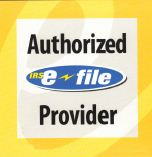 Authorized e-file Provider